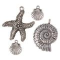Janlynn Steampunk Sealife Charm