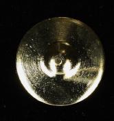 Harmony Jewellery Cymbal Pin in Gold
