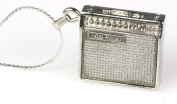Harmony Jewellery Mesa Boogie Amp Necklace in Silver