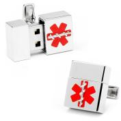 Ravi Ratan 8GB Medical USB Cufflinks