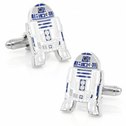 Cufflinks, Inc. SW-R2D2-SL Star Wars R2D2 Cufflinks