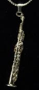 Harmony Jewellery Soprano Sax Necklace in Gold