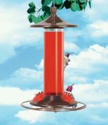 Woodstream Hummingbird W Brushed Feeder 12 Ounces - 710
