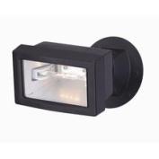 Wistaria Lighting Lighting 5'' One Light Flood Light in Black