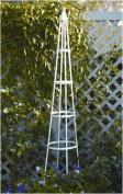 Obelisk II 210cm . Steel Trellis