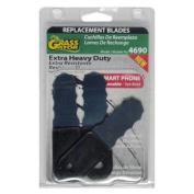 Grass Gator 1223-0967 4690AU Brush Cutter Replacement Blades - 3-Pack