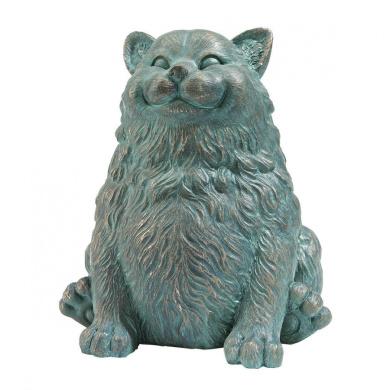 Design Toscano Phat Cat Statue