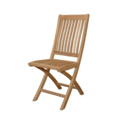 Anderson Collections Tropico Folding Dining Chair