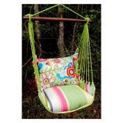 Magnolia Casual Ashton Garden Hammock Chair and Pillow Set