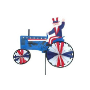 55.9cm . Uncle Sam Tractor Spinner
