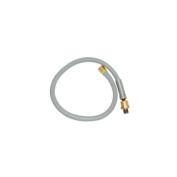 Amflo Hose Lead-In 0.6cm X 61cm . 0.6cm . Npt W/ Swivel
