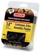 Oregon Chain 14in. Semi Chisel Cutting Chain S52