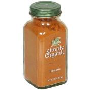 Simply Organic Turmeric, 70ml