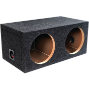 Atrend-Bbox E10D B Box Series 25.4cm Dual Sealed Bass Box
