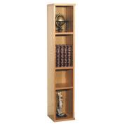 Rush Furniture Heirloom Standard Bookcase