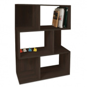 Way Basics Eco-Friendly Madison Bookcase in Espresso