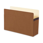 Smead Manufacturing Company 5.25'' Accordion Expansion File Pocket, Straight Tab, Legal, 10/Box