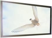 Draper HiDef Grey Onyx Fixed Frame Screen - 106'' diagonal HDTV Format