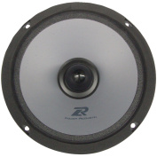 Power Acoustik Mid-65 17cm Midrange/Bass Driver (Single Unit), 300W