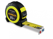 Komelon Usa Corporation 25ft. Neo MagGrip Magnetic Tape Measure 7325