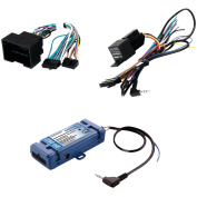 Pac Rp4-gm32 All-in-one Radio Replacement & Steering Wheel Control Interface [for Select Gm[r] Vehicles]