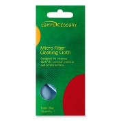 Compucessory Compucessory Optical-grade Screen Cleaning Wipe, Blue