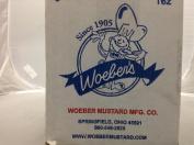Woeber's Sandwich Pal Jalapeno Mustard, 470ml