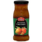 Crosse & Blackwell Hot Mango Chutney, 270ml