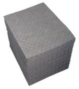 SPC GP Sorbents - 15''x19'' grey dimpled sorbent pad