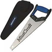 Mintcraft JL-K117413L 35.6cm Soft Grip Hand Saw With Sheath Standard Cut Cushion Handle - Each