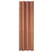 HomeStyles Vienna Vinyl Accordion Door, 90cm x 200cm , Fruitwood