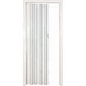 HomeStyles Plaza Vinyl Accordion Door, 90cm x 240cm , White