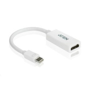 ATEN VanCryst VC980 Mini DisplayPort to HDMI Adapter w/Audio enabled for Apple Mac series