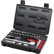 Apollo Tools DT1017 41-Piece Socket Set