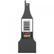 Spyder Products 00138 2 in. Black Spyder Scraper Scraping Tool Attachment For Reci