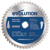 Evolution Power Tools 10BLADEST 25.4cm Carbide Tipped Saw Blade for Mild Steel