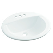 Sterling by Kohler Elliot Centerset Self-Rimming Sink