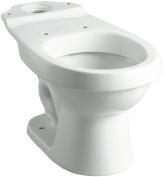 Sterling Plumbing 402021-0 Karsten Round Bowl Toilet, White