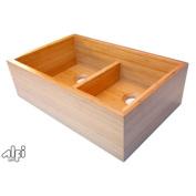 Alfi Brand 9.9m x 0m x 9.9m x 0m Double Bowl Kitchen Sink