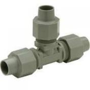 Zurn Pex QBT444N Pex Pipe Fitting, Compression Tee, 1.9cm . Copper Tube Size