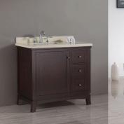 Ove Decors Valega 36'' Bathroom Vanity Ensemble
