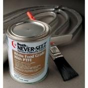 Never-Seez White Food Grade Compound w/PTFE - 410ml white food grade w/ptfe lubricant 2