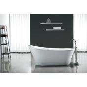 Ove Decors Rachel 70'' Acrylic Freestanding Bathtub