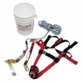 MSA Safety Works 10055733 Roofers Harness Kit