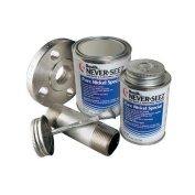 Never-Seez Pure Nickel Special Compounds - 0.45kg brush top can nickelanti- seize & pre