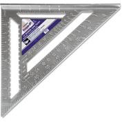 Empire Magnum Heavy-Duty Rafter Square, 30.5cm Edge, 0.3cm Graduations, Aluminium