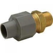 Zurn Pex QBCA33MNG 1.3cm Compact X 1.3cm MPT Low-Lead Coupling Adapter