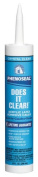 Dap Phenoseal Does It Clear Acrylic Latex Adhesive Caulk 00602