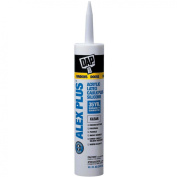 Dap 18401 Crystal Clear Alex Plus Acrylic Latex Caulk Plus Silicone