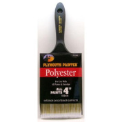Plymouth Painter 4in. Polyester Interior-Exterior Brushes PPB15040